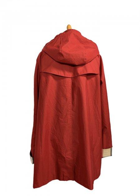 מעיל כתום עם קפוצון - KARL LAGERFELD 12