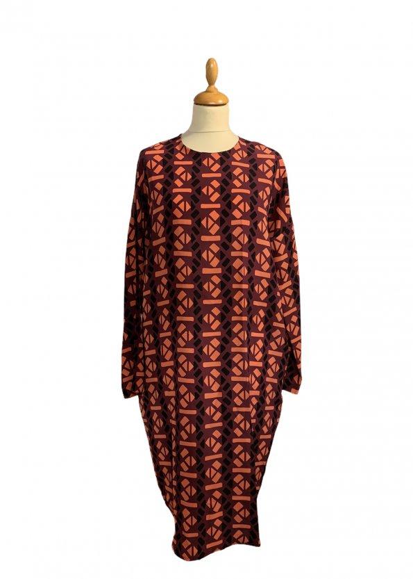 שמלת ויסקוזה - MARNI 1