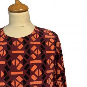 שמלת ויסקוזה - MARNI 5