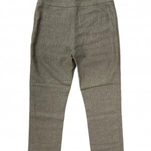 מכנסיים ארוכים פשתן - משכית (MASKIT) 2