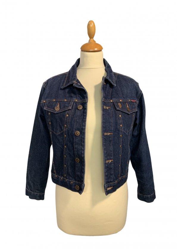 ג׳קט ג׳ינס כהה -  U.S. Polo Assn 1