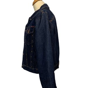 ג׳קט ג׳ינס כהה -  U.S. Polo Assn 3