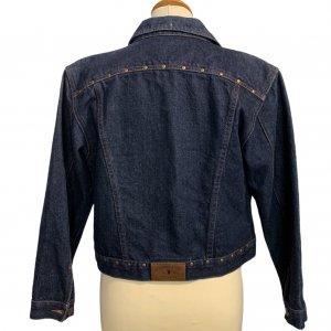 ג׳קט ג׳ינס כהה -  U.S. Polo Assn 2