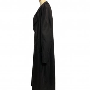 מעיל טרנץ שחור לגבר - KASPER 6