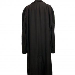 מעיל טרנץ שחור לגבר - KASPER 2