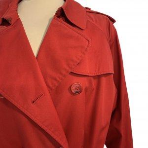 מעיל טרנץ׳ ארוך אדום - Burberry 5