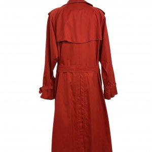 מעיל טרנץ׳ ארוך אדום - Burberry 7