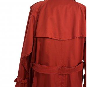 מעיל טרנץ׳ ארוך אדום - Burberry 3