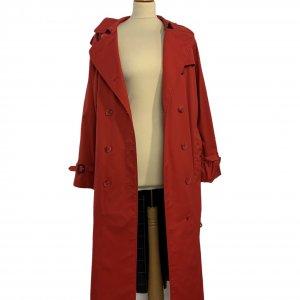 מעיל טרנץ׳ ארוך אדום - Burberry 6