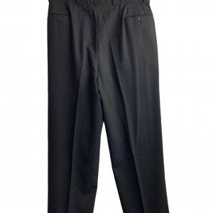 מכנסיים צמר וינטג׳ מחויט - Emporio Armani 2