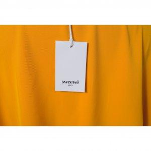 חולצה צהוב חרדל - Sweewë 3