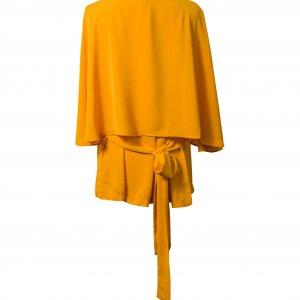 חולצה צהוב חרדל - Sweewë 2