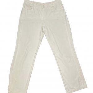 מכנסיים מחוייטים בצבע שמנת laurel 2
