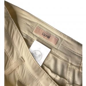 מכנסיים מחוייטים בצבע שמנת laurel 4