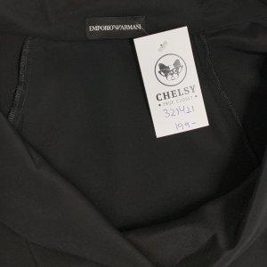 חולצת משי שחורה - Armani 5