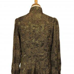 חולצה צהוב שחור - וינטג׳ - Stuart Lang 5
