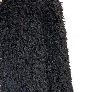 מעיל דמוי פרווה שחור UGG 6