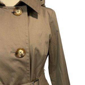 מעיל טרנץ׳ חום - MICHAEL KORS 8