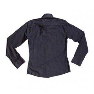 מכופתרת שחורה - Ralph Lauren 4