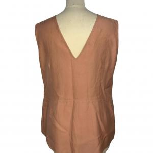 חולצה קצרה עם פפיון בצבע ורוד פודרה marni 3