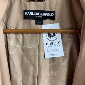 מעיל טרנץ׳ - KARL LAGERFELD 7